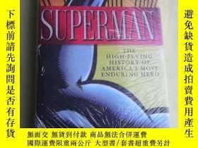 二手書博民逛書店Superman:罕見The High-Flying Histo