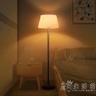 創享落地燈台燈客廳臥室床頭ins風LED網紅北歐簡約現代少女羽毛燈 小時光生活館