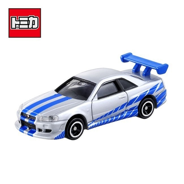【震撼精品百貨】多美_TOMICA~Dream TOMICA NO.150 玩命關頭 BNR34 Skyline GT-R#59587