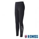 K-SWISS Small Pocket Legging運動內搭褲-女-黑