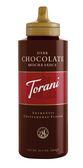 黑巧克力醬-Torani 美國特朗尼果露糖漿系列 16.5OZ(468g)/罐