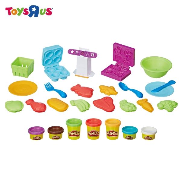 玩具反斗城 孩之寶 HASBRO 培樂多廚房系列 雜貨店