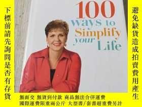 二手書博民逛書店100罕見ways to Simplify your LifeY