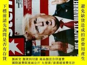 二手書博民逛書店Stern罕見2016年10月13 NR.42 德國明星週刊 德