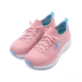 SKECHERS D LUX WALKER 套式運動鞋 粉 149311LTPK 女鞋