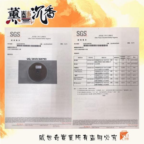 【薰藝沉香】SGS檢驗無毒 天然草本艾草蚊香20環裝(收納盒+香盤)【威奇包仔通】