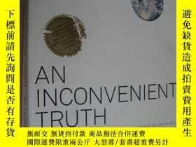 二手書博民逛書店An罕見Inconvenient Truth: The Plan
