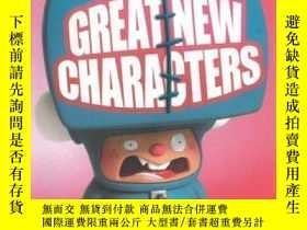 二手書博民逛書店Great罕見New Characters (cube Coll