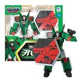 《 Geo Mecha 機甲超獸王 》MINI 綠鱷王╭★ JOYBUS玩具百貨