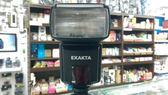 可傑 德國柏卡 EXAKTA DPZ-38AF 自動節電 支援TTL自動測光 閃光燈