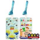 【收藏天地】卡通授權*迪士尼可愛茶票卡夾 - 玩具總動員 (兩款) / 生活用品 禮物 出國