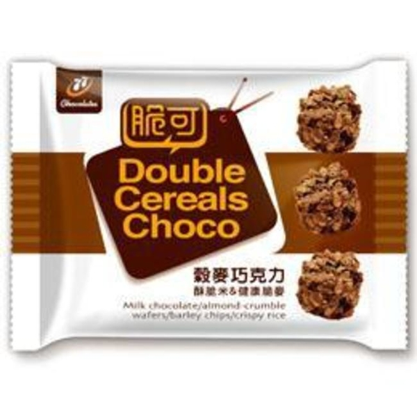77脆可穀麥巧克力