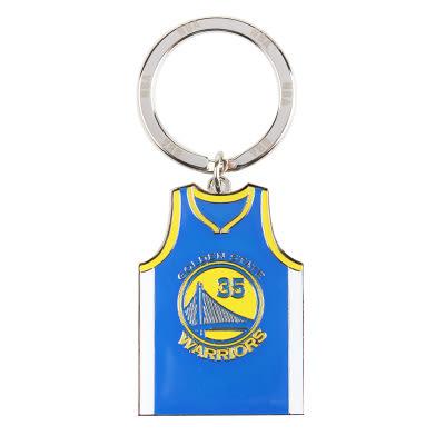 NBA 官方授權商品  鑰匙圈 金州勇士 Kevin Durant 凱文杜蘭特 35號