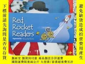 二手書博民逛書店RED罕見ROCKET READERS EARLY LEVEL 1 24本和售 未開封Y10980 PAM H