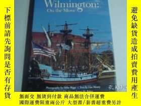 二手書博民逛書店wilmington罕見on the move 威爾明頓的 51