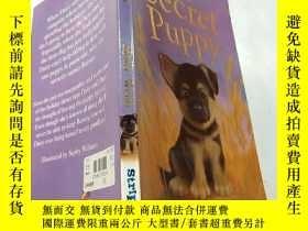 二手書博民逛書店The罕見Secret Puppy HOLLY WEBB:神秘小狗霍莉·韋伯Y200392