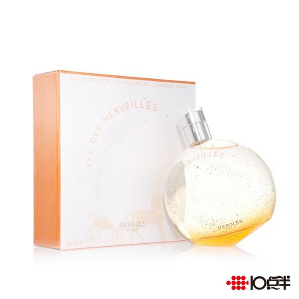 HERMES Eau des Merveilles 愛馬仕 橘采星光女性淡香水 30ml *10點半美妝館*