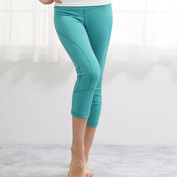 瑜伽短褲女健身房運動服跑步高彈緊身吸汗速幹春夏   - jrh0044