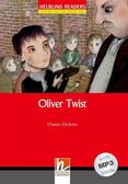 Helbling Readers Red Series Level 3: Oliver Twist(with MP3)