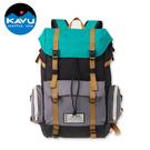 【KAVU】休閒背包休閒背包Camp Sherman 9002 (11oz) / 城市綠洲 (後背包、健行、多功能、拉鍊開口)