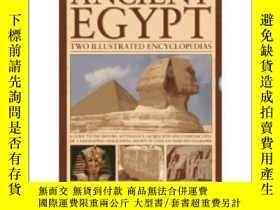 二手書博民逛書店【罕見】2014年出版Ancient Egypt: Two Il