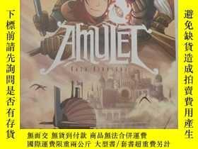 二手書博民逛書店平裝罕見The Cloud Searchers (Amulet
