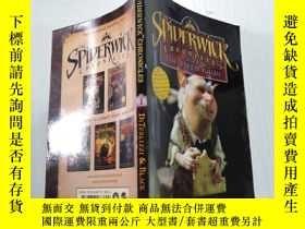 二手書博民逛書店Spider罕見wick Chronicles The field guide蜘蛛芯編年史田野指南Y21282
