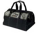 手提式鋼絲工具包 鋼絲收納袋 鋼絲開手提包 大開口工具袋 電工包鋼絲包收納包