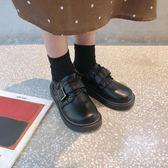 娃娃鞋小皮鞋女學生韓版百搭大頭鞋復古日系軟妹娃娃單鞋潮 潮人女鞋
