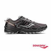 SAUCONY EXCURSION TR11 戶外越野鞋-黑x橘