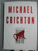 【書寶二手書T2/原文小說_XEX】Next: A Novel_Crichton, Michael