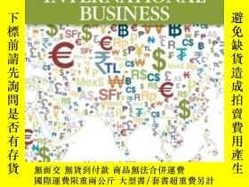 二手書博民逛書店International罕見Business Plus New Mymanagementlab With Pea