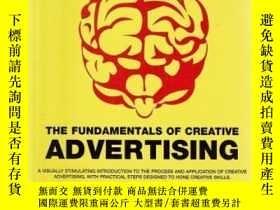 二手書博民逛書店The罕見Fundamentals Of Creative Ad