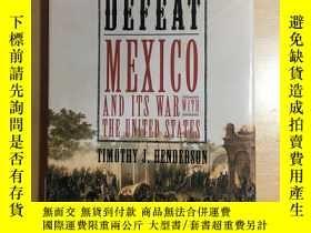 二手書博民逛書店A罕見Glorious Defeat Mexico and It
