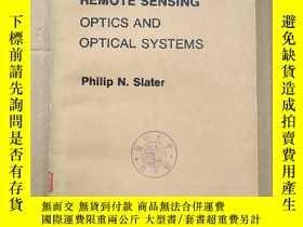 二手書博民逛書店remote罕見sensing optics and optical systems(P3531)Y17341