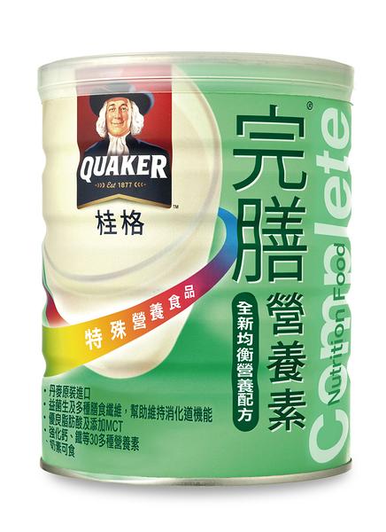 桂格完膳全新均衡營養配方850g*1罐  *維康*