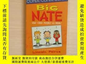 二手書博民逛書店Big罕見Nate: What Could Possibly G