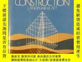 二手書博民逛書店Landscape罕見Architecture ConstructionY255562 Harlow C. L