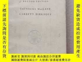 二手書博民逛書店ALGEBRA罕見second edition(P504)Y173412