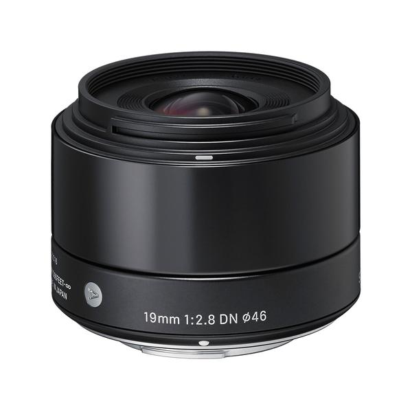 【】SIGMA 19mm F2.8 DN ART 微單眼/無反專用 [A]定焦鏡 【恆伸公司貨 三年保固】