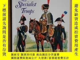二手書博民逛書店Napoleon s罕見Specialist Troops-拿破侖的特種部隊Y436638 Philip Ha
