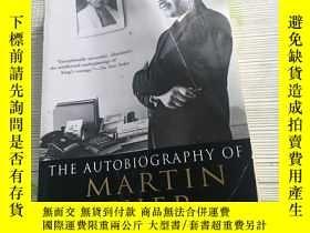 二手書博民逛書店The罕見Autobiography of Martin Luther King, JrY19673 Mart