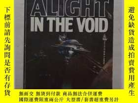 二手書博民逛書店英文原版罕見Alight In The Void by Poul