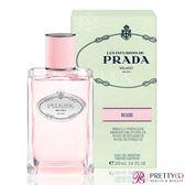 PRADA 玫瑰精粹淡香精(100ml)-香水公司貨【美麗購】