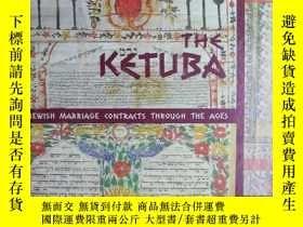 二手書博民逛書店The罕見Ketuba: Jewish Marriage Con