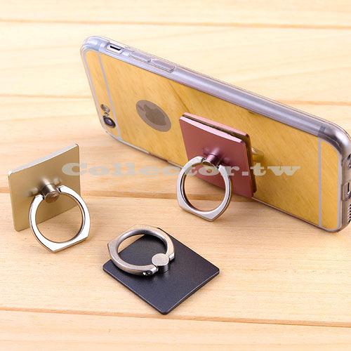 【超取299免運】金屬指環扣手機支架 懶人防摔防盜可折疊粘貼式支架