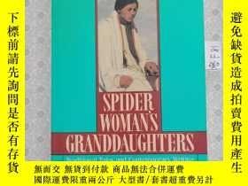 二手書博民逛書店大32開英文原版罕見Spider Woman s Granddaughters: Traditional Tale