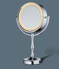 【麗室衛浴】國產 雙面化妝燈鏡  MD0151-L