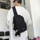 熱賣胸包男 斜背包男士百搭休閒胸包男潮背包潮流小挎包女日系側背包 coco