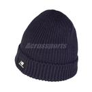 New Balance 帽子 Logo Beanie 藍 白 男女款 毛帽 運動休閒 【ACS】 LAH03013TNV